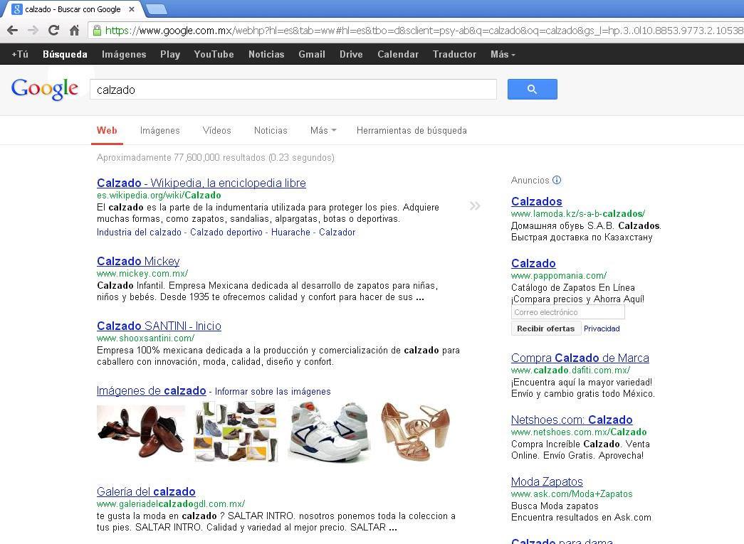 Google Adwords es para posicionar y anunciar productos y servicios.