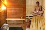 El sauna relaja y desintoxica el cuerpo