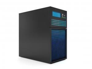 Conjunto de datos en un ordenador central