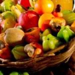 El ácido fólico se encuentra en las verduras y la carne
