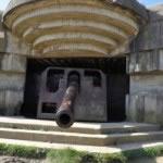 Cañón histórico