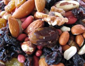 Oleaginosas y frutos secos como fuente de magnesio