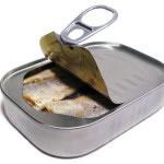 Lata de sardinas