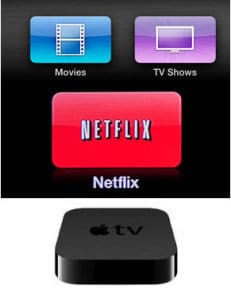 Apple TV y sus apps