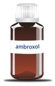 Botella de ambroxol