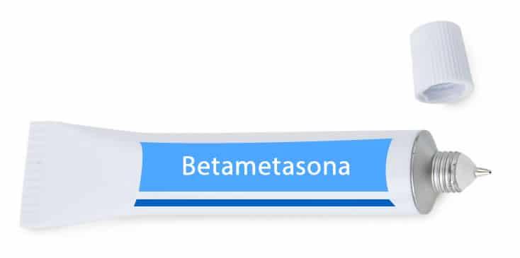 betametasona 0.05 crema corticosteroide