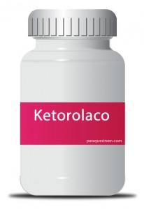 ketorolaco