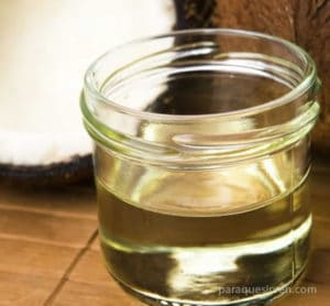 El aceite de coco es una grasa saturada